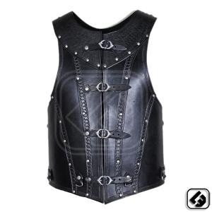 Supplier of ARMOR LEATHER VEST